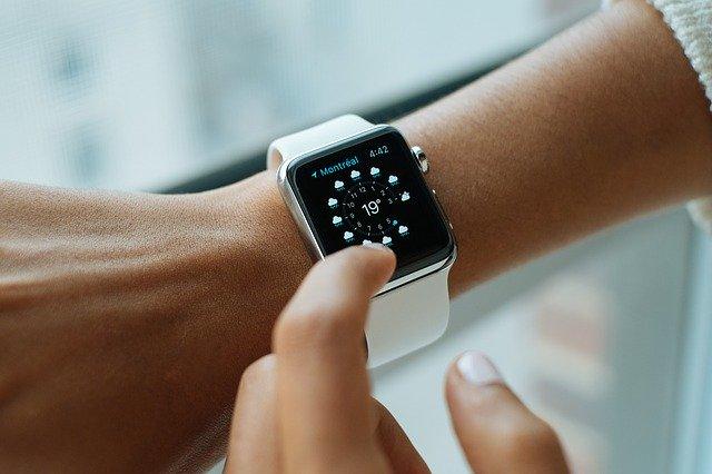 Contrôlez votre santé avec la montre connectée